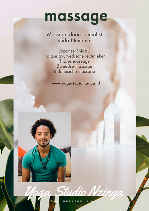 MASSAGE – KUDA NEMANE